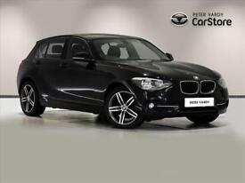 2014 BMW 1 SERIES HATCHBACK
