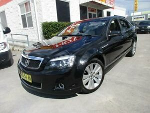 2008 Holden Caprice WM Black 5 Speed Automatic Sedan North Parramatta Parramatta Area Preview