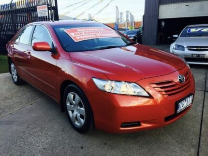 2009 Toyota Camry ACV40R 09 Upgrade Altise 5 Speed Automatic Sedan