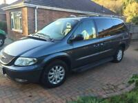 Chrysler Grand Voyager 3.3 auto Limited 7 SEATER
