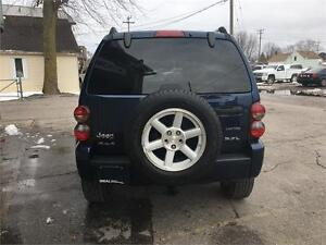 2005 Jeep Liberty Limited London Ontario image 4
