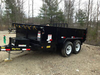 *NEW* BIG TEX DUMP TRAILER