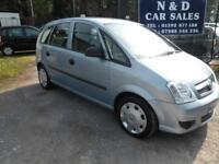 Vauxhall/Opel Meriva 1.6i 16v ( a/c ) 2009MY Life