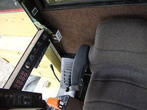 1995 New Holland TR97 Twin Rotor Combine London Ontario image 12