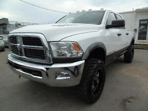 2011 Ram 2500 4X4 Power Wagon Pickup Truck
