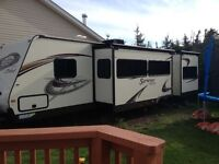 2012 Surveyor SV305 Travel Trailer