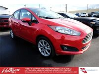 2014 Ford Fiesta REMOTE START & HEATED SEATS