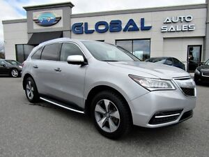 2014 Acura MDX SH-AWD 7 PASSENGER LEATHER SUNROOF