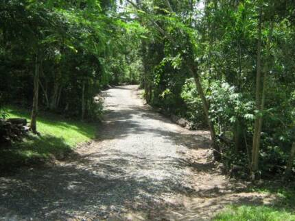 OWN THIS BEAUTIFUL RAINFOREST ACREAGE AND HOME IN NORTH QLD.