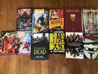 Set of Collectible Comic Books, new with some sealed.