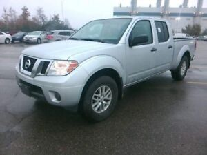 2018 Nissan Frontier CREW CAB / 4X4 / DON'T PAY TIL JUNE 2019
