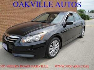 2012 Honda Accord Sedan EX-L NAVI, CAMERA, LEATHER, SUNROOF