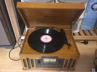 Crosley Record / Cd / Cassette / Radio player