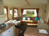 Sited 8 berth caravan 3 bedroom on the East Coast of Yorkshire, Withernsea Sands Holiday Park