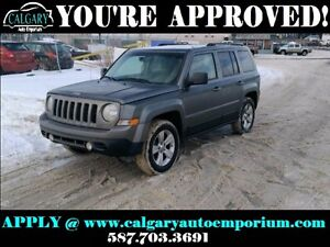 2012 Jeep Patriot Sport/North 4dr 4x4