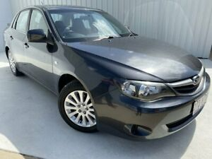 2010 Subaru Impreza G3 MY11 R AWD Grey 5 Speed Manual Sedan Mundingburra Townsville City Preview