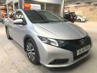 2014 Honda Civic 1.6 i-DTEC SR 5dr HATCHBACK Diesel Manual