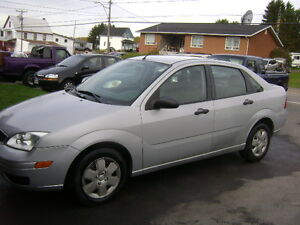 2007 Ford Focus SE 102,000KMS $3800.00 Tax Inclus