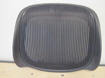 Herman Miller Aeron Chair Replacement Seat Pan Graphite Size B Medium Parts 20