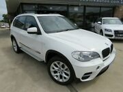 2012 BMW X5 E70 MY12.5 xDrive30d Steptronic Alpine White 8 Speed Sports Automatic Wagon Seaford Frankston Area Preview