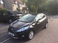 2009 Ford Fiesta 1.4 TDCI Zetec - £20 year tax and 60+ MPG!