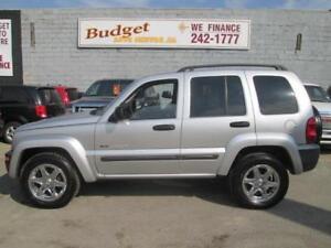 2004 Jeep Liberty Sport Rocky Mountain Edition