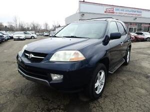 2003 Acura MDX FULLY LOADED 7passangers, AS-IS
