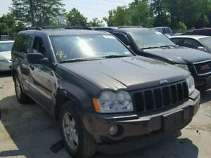 2006 JEEP GRAND CHEROKEE 4X4 AUTOMATIC