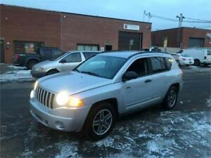 2009 JEEP COMPASS-  AUTOMATIC-  awd - FULL EQUIPER-   3300$