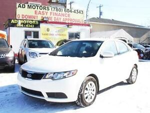 """SALE THIS WEEK""  2013 KIA FORTE AUTO LOADED 84K-100% FINANCING!"