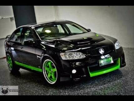 Custom 2012 Holden Commodore from only $75/wk on Finance* Winnellie Darwin City Preview