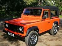 1990(G) Land Rover Defender 90 Soft Top LHD - USA compliant for export