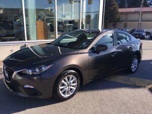 2016 Mazda Mazda3 GS at Versatile. Nimble. Striking.