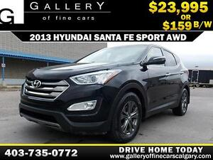2013 Hyundai Santa Fe Sport $159 BI-WEEKLY APPLY NOW DRIVE NOW