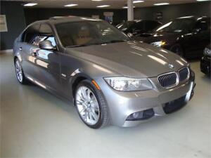 2011 BMW 3 Series 335i xDrive. M-Sport. 6 Speed. Navigation.