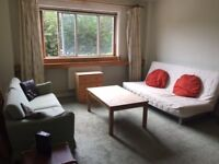Large apartment available September to December. All bills included. Perfect for University