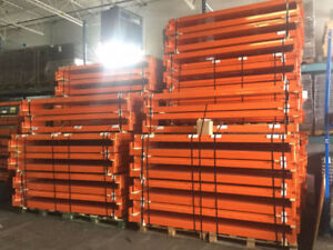 """New redi rack step beams 8' x 4"""" in stock at our warehouse."""