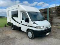 2001 Three Berth Autocruise Vision Motorhome with Low Mileage