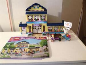 Lego Friends Community & Hobby sets gently used
