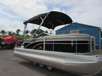 Bennington Pontoon with 115 HP Yamaha 'S' Series 20 SLX Tri-toon
