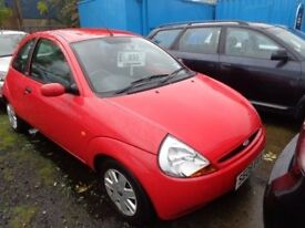 2008 Ford KA 1.3 MOT'd Aug 18 39,000 Miles £895 AND 57reg £695