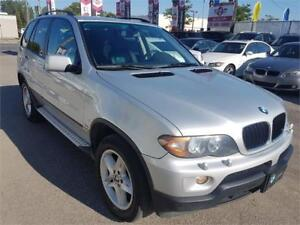 2005 BMW X5 3.0i, AWD, CUIR, TOIT PANO, MAGS, A/C, CRUISE, 3.0L