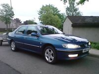 Peugeot 406hdi, 2003, Long Mot, SWAP for Classic car with Mot, Contact 07763119188