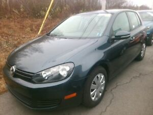 2012 Volkswagen Golf 2.5 L 5 door Hatchback - LOW kms, no accide