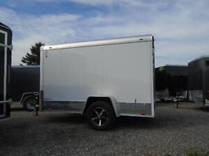 FULLY LOADED 6X10 ENCLOSED ATLAS - 2017 - SPECIAL PRICING! London Ontario image 3