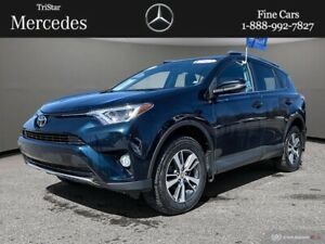 2017 Toyota RAV4 AWD XLE with Sunroof $210 BIWEEKLY!