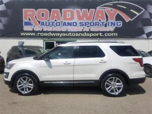 2016 Ford Explorer XLT - PST PAID