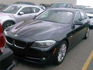 2013 BMW 5 Series 528i xDrive | Navi|