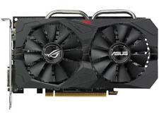 ASUS ROG Strix Radeon RX 560 O4G EVO Gaming OC Edition GDDR5 DP HDMI DVI AMD Gra
