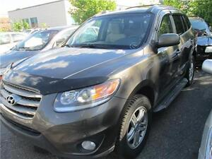 hyundai santa fe 2012  GL AWD full load warrant